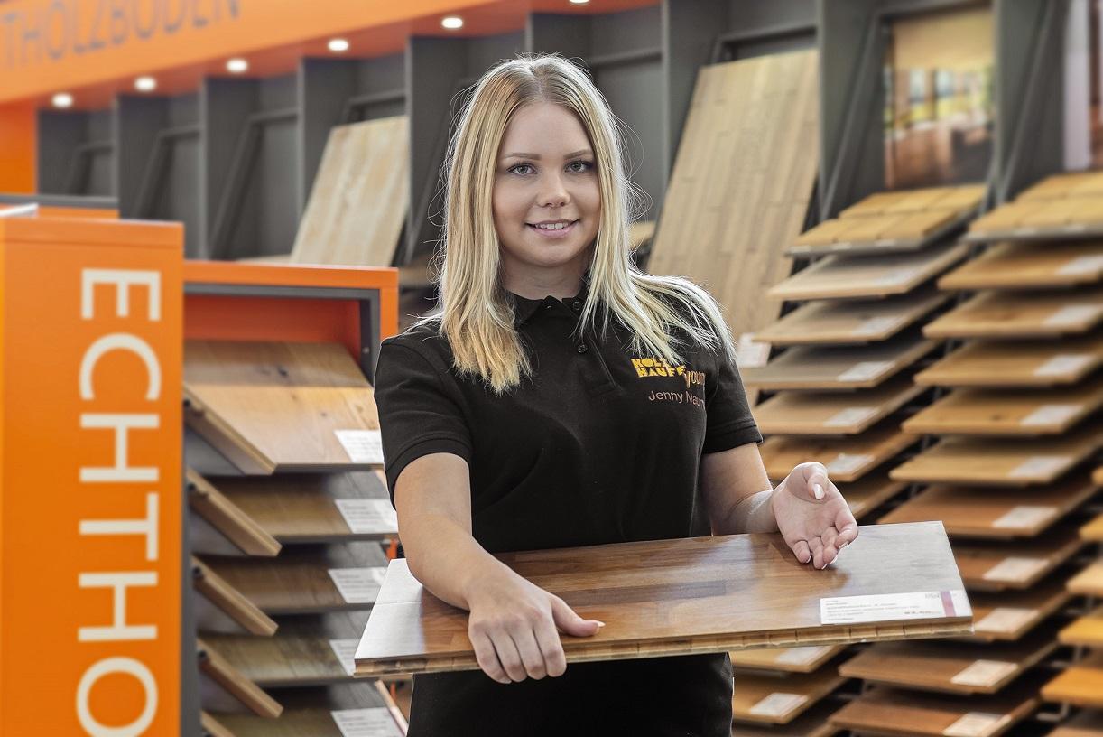 Kauffrau im Groß- und Außenhandel Jenny Naumann