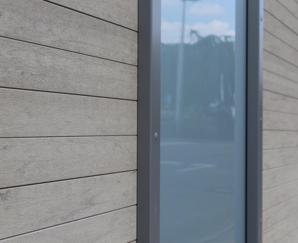 WPC Sichtschutzzaun in Leingarten