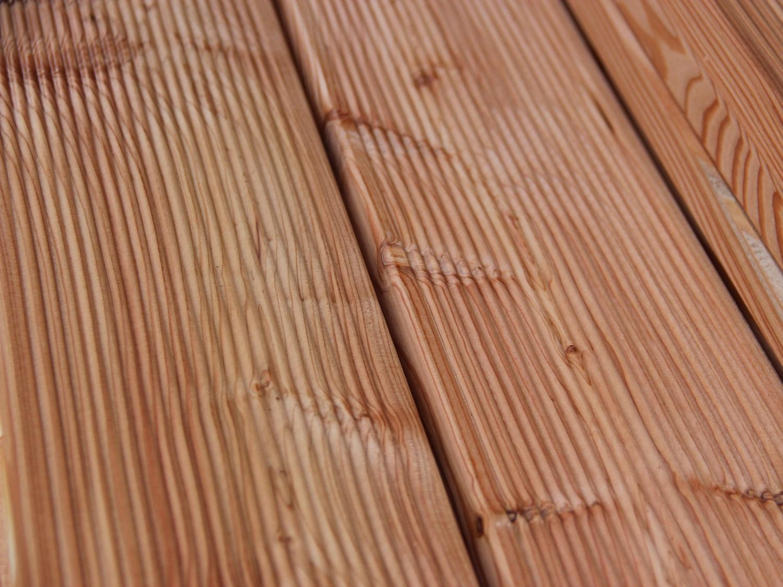 Douglasie Holz Terrassendielen Gartenausstellung Holz-Hauff