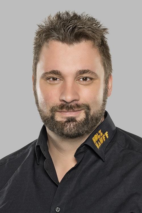 Ansprechpartner Markus Thom bei Holz-Hauff in Leingarten