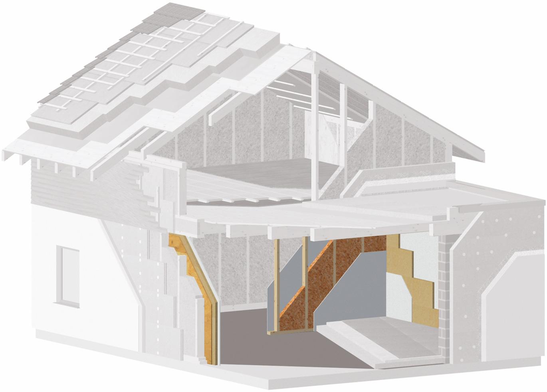 Die richtige Wanddämmung bei Holz-Hauff in Leingarten