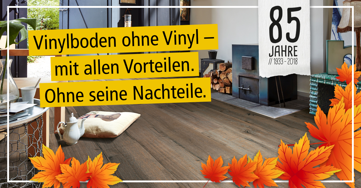 vinylboden ohne vinyl holz hauff gmbh leingarten. Black Bedroom Furniture Sets. Home Design Ideas