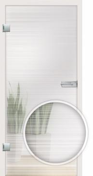 Licht und Harmonie mit Ganzglastüren | Jubiläumsangebot Tür Corteo | Holz-Hauff in Leingarten