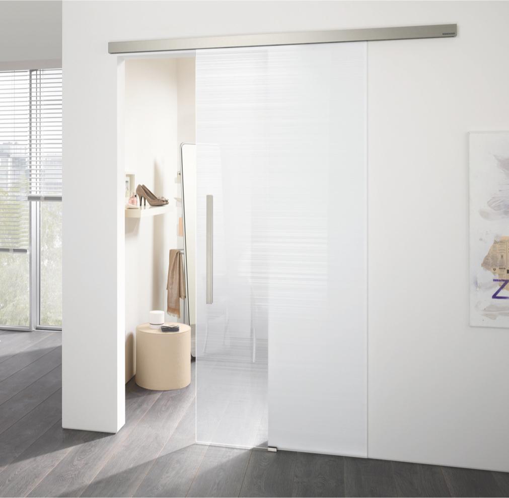 Licht und Harmonie mit Ganzglastüren | Schiebetür | Holz-Hauff in Leingarten