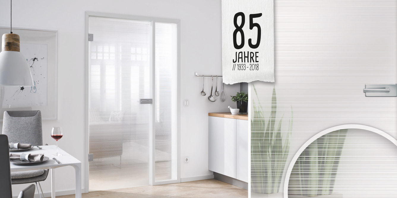 Licht und Harmonie mit Ganzglastüren | Jubiläumsangebot | Holz-Hauff in Leingarten