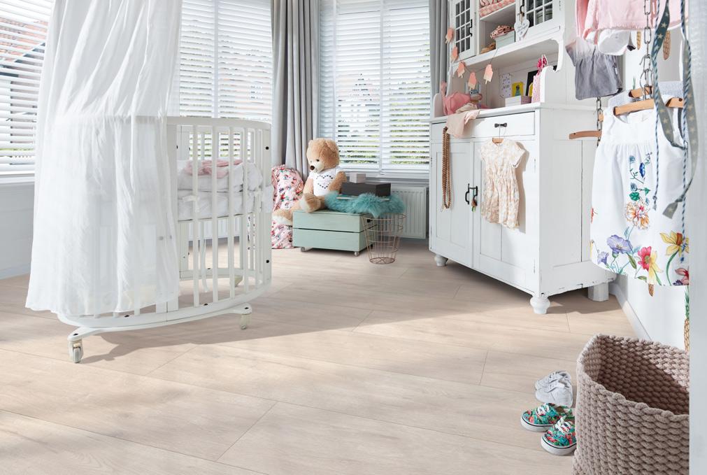 Vinylboden ohne Vinyl | Helle Designböden bei Holz-Hauff in Leingarten