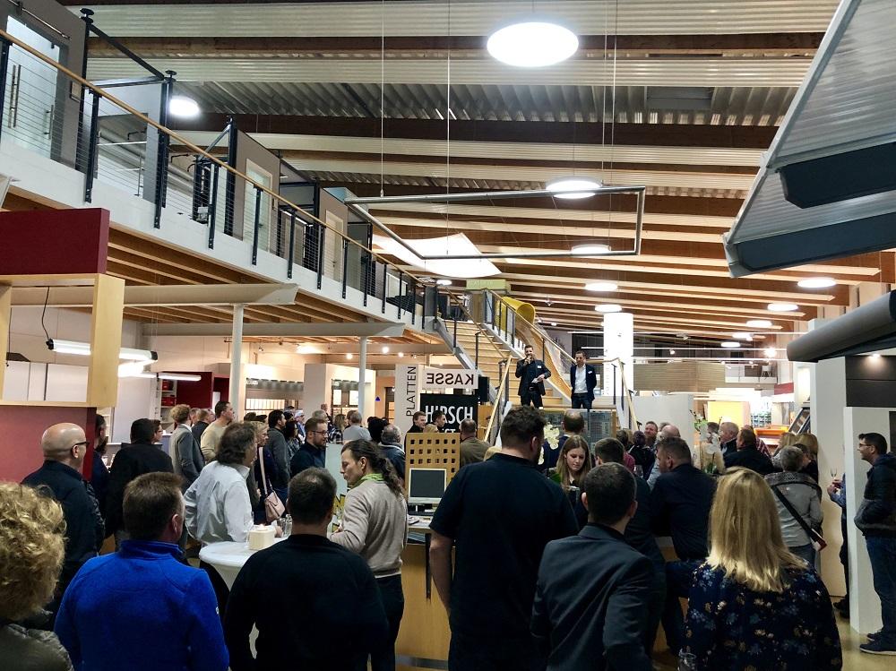 Neujahrsempfang 2019 bei Holz-Hauff GmbH in Leingarten