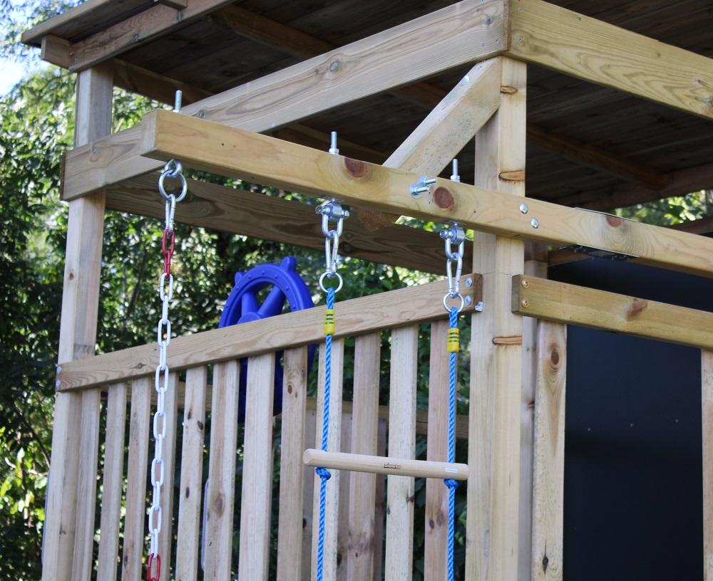 Winnetou Kinderspielturm | Holz-Hauff GmbH Leingarten