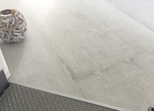 Imi Beton-Matte | Wandgestaltung bei Holz-Hauff in Leingarten