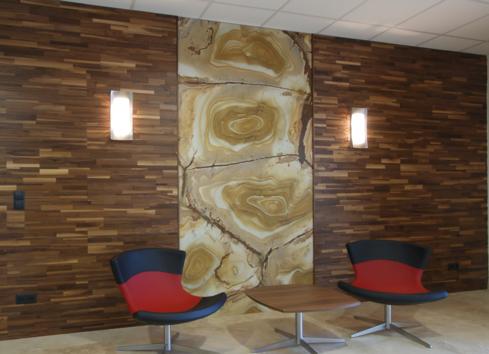 MeisterDesign Ambiente | Wandgestaltung bei Holz-Hauff in Leingarten