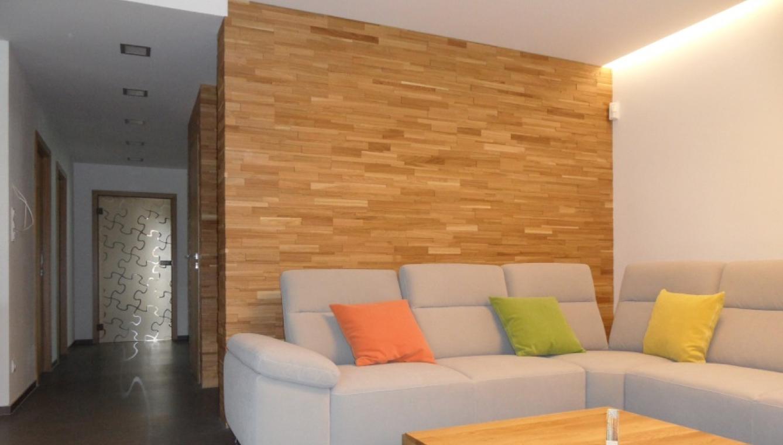 Stepwood Design-Paneel | Wandgestaltung bei Holz-Hauff in Leingarten | 85 Jahre