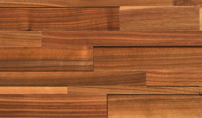 Stepwood Design-Paneel Nuss | Wandgestaltung bei Holz-Hauff in Leingarten | 85 Jahre