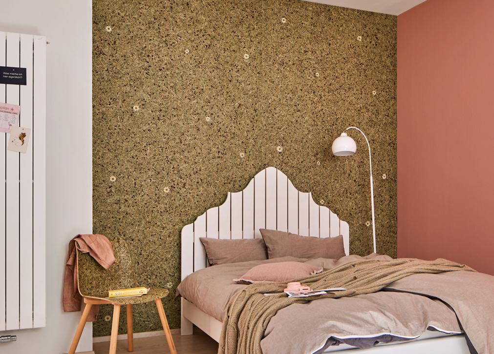 Organoid Wildspitze | Wandgestaltung bei Holz-Hauff bei Heilbronn