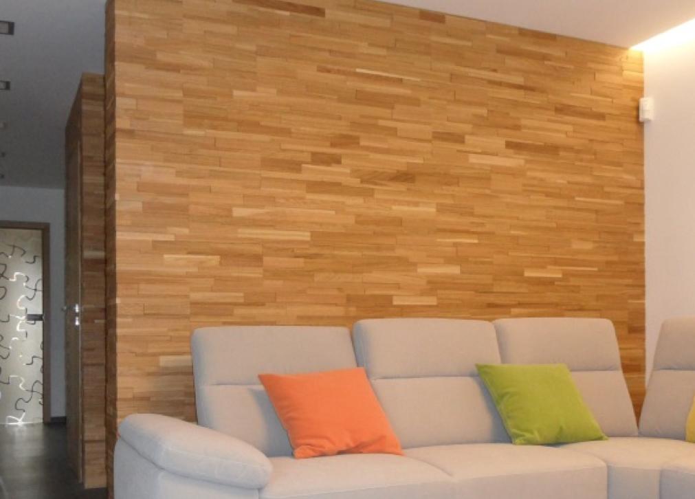 Stepwood Paneel Eiche | Wandgestaltung bei Holz-Hauff in Leingarten
