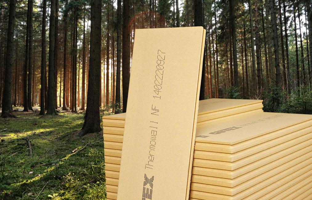 Holzweichfaser- vs. Glasfaser-Dämmung | Holz Hauff Leingarten