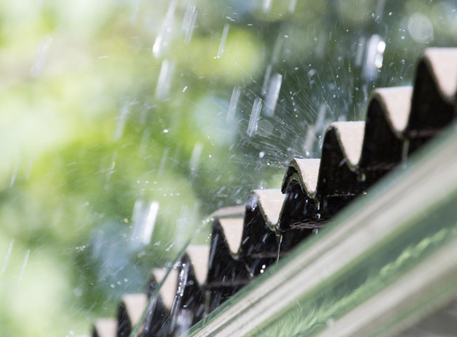 Robuster Witterungsschutz | Holzweichfaser-Dämmung | Holz Hauff Leingarten