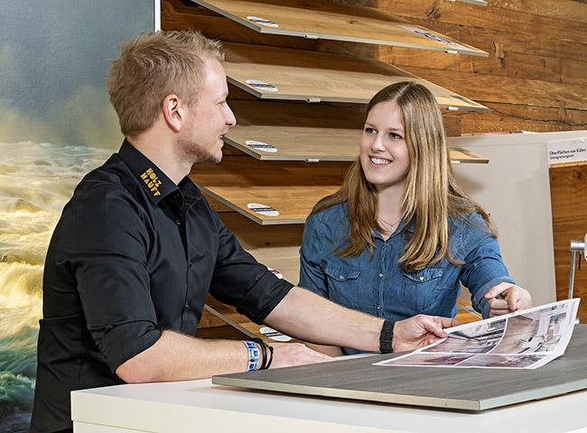 Beratung | Privatkunden | Holz-Hauff in Leingarten