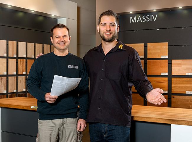Kundenvermittlung | Profikunde, Handwerker | Holz-Hauff in Leingarten