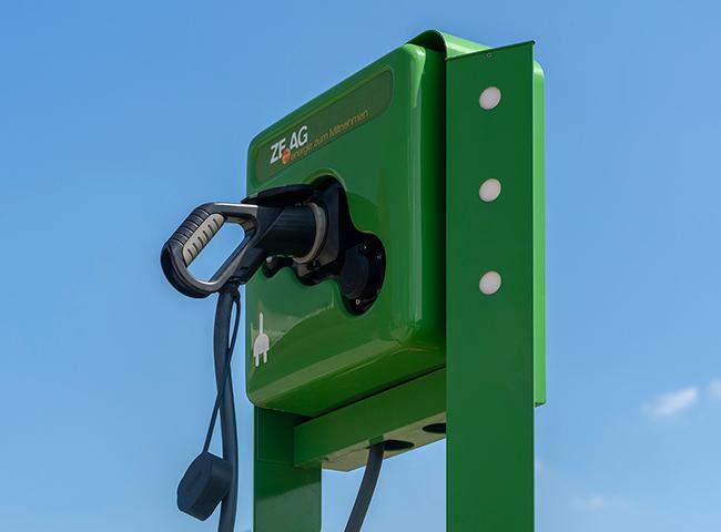 E-Tankstelle | Privatkunden | Holz-Hauff in Leingarten