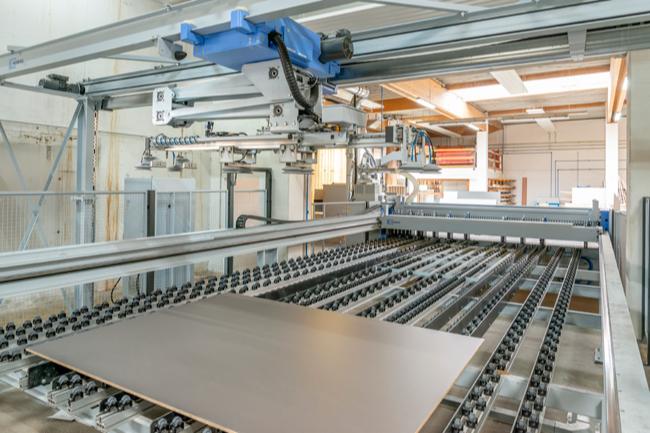 Zuschnitt   Industriekunden   Holz-Hauff in Leingarten