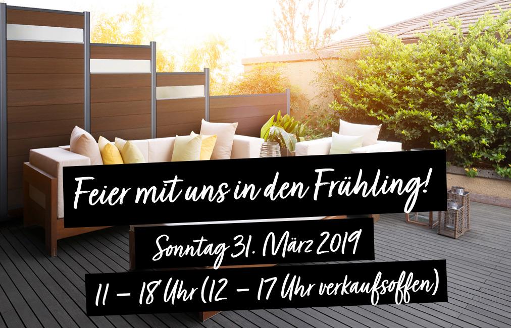 Frühlingsfest 2019 | Holz-Hauff Leingarten