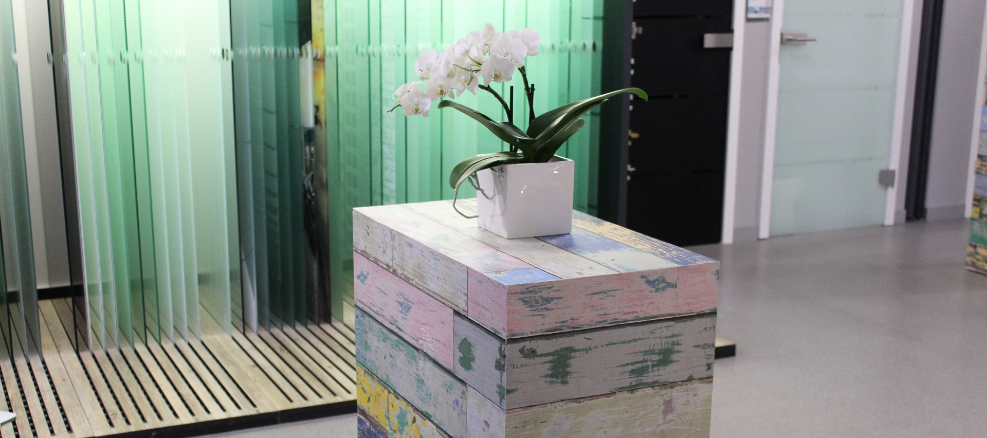 Dekoquader aus Stainer Sunwood bei Holz-Hauff GmbH in Leingarten