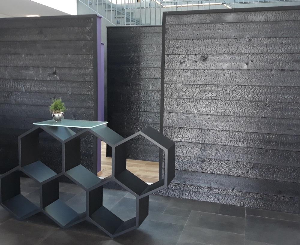 Wabenregale aus KBS-Platten bei Holz-Hauff GmbH in Leingarten