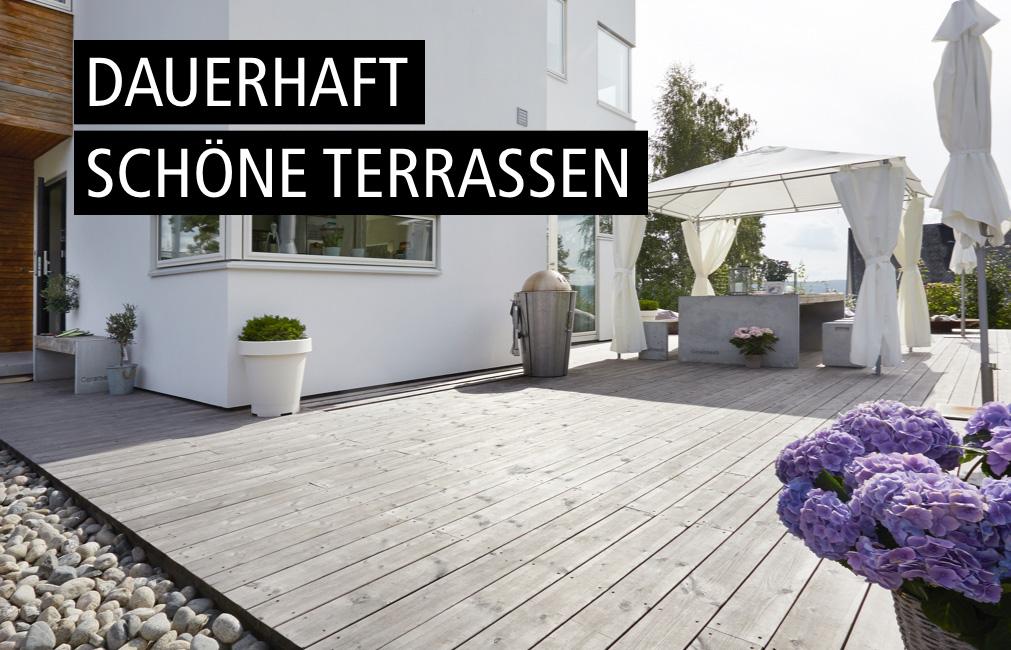 Modifizierte Terrassenhölzer | Holz-Hauff in Leingarten