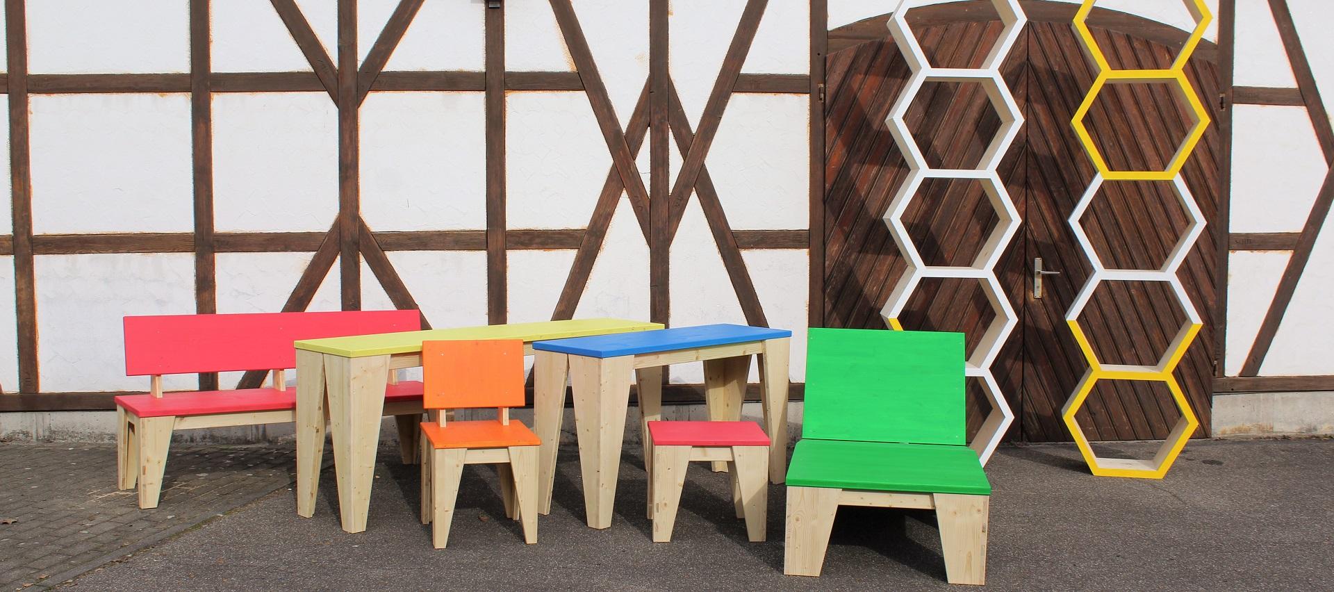 DIY Buga Möbel bei Holz-Hauff GmbH in Leingarten