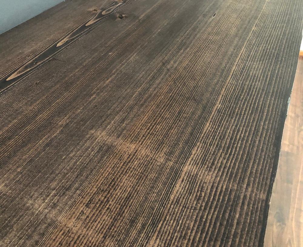 Massivholztheke Fichte bei Holz-Hauff GmbH in Leingarten