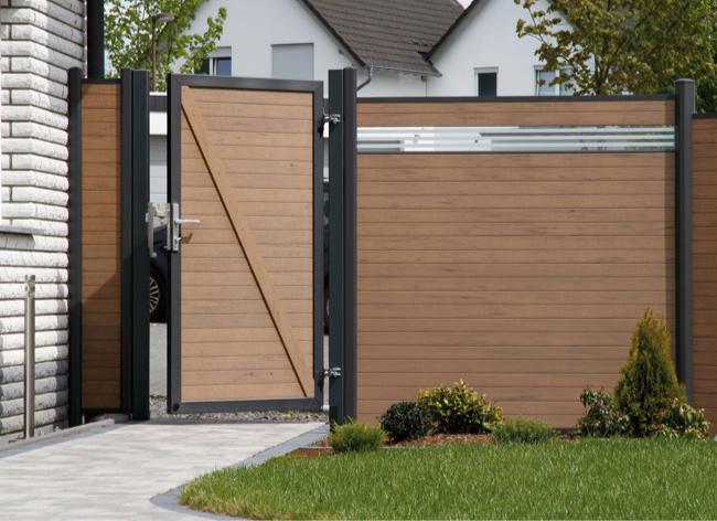 Sichtschutz mit System | Tore | Holz-Hauff in Leingarten
