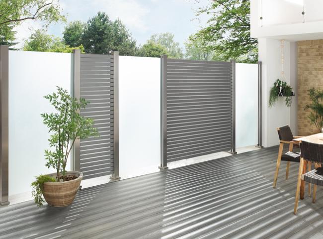 Sichtschutz mit System | Teaser | Holz-Hauff in Leingarten