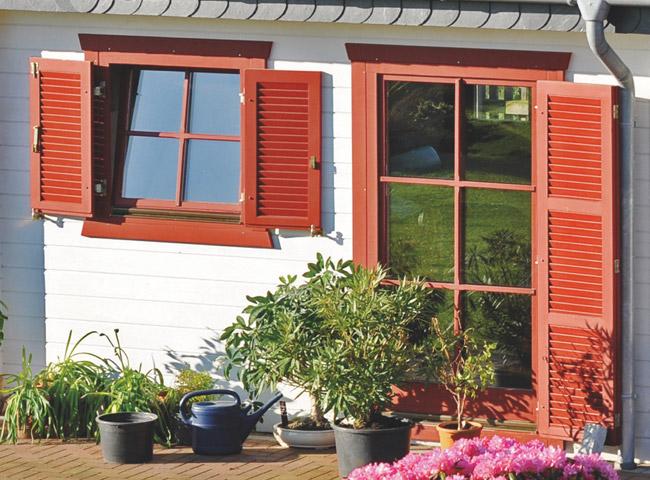 Garten- und Gerätehäuser | Fenster auf Maß | Holz-Hauff in Leingarten