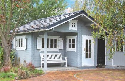 Garten- und Gerätehäuser | Groß und schön | Holz-Hauff in Leingarten