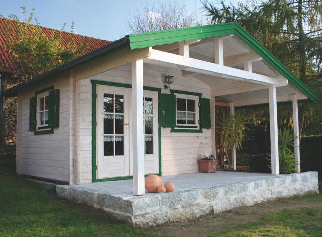 Garten- und Gerätehäuser | Größe | Holz-Hauff in Leingarten