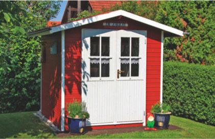 Garten- und Gerätehäuser | Klein und bequem | Holz-Hauff in Leingarten