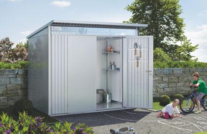 Garten- und Gerätehäuser | Praktisch und modern | Holz-Hauff in Leingarten