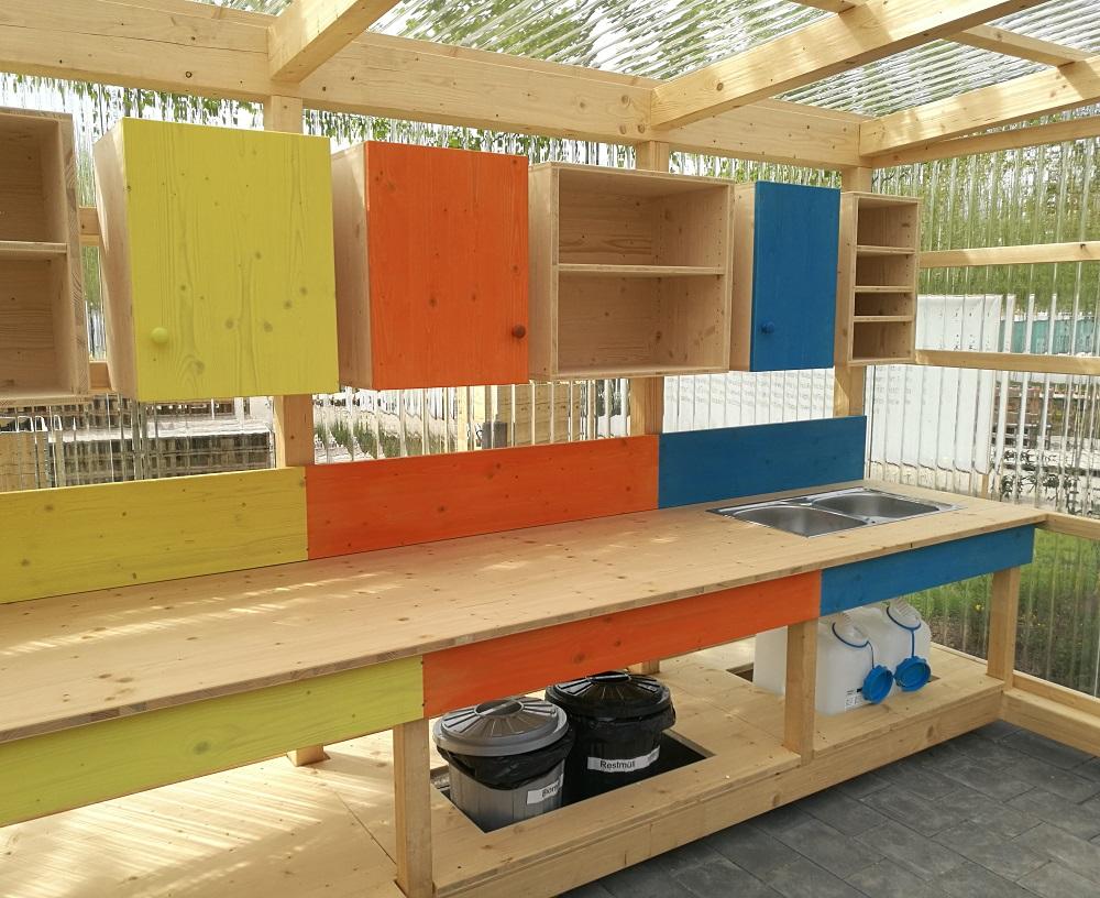 Gartenmöbel aus 3-Schichtplatten bei Holz-Hauff GmbH in Leingarten