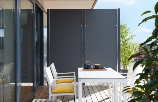 XTerior compact | Die edle Oberfläche für den Sichtschutz | Holz-Hauff in Leingarten