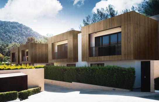 XTerior compact | Die edle Oberfläche für die Fassade | Holz-Hauff in Leingarten