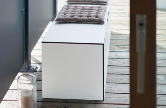 XTerior compact | Die edle Oberfläche für Outdoor-Möbel | Holz-Hauff in Leingarten
