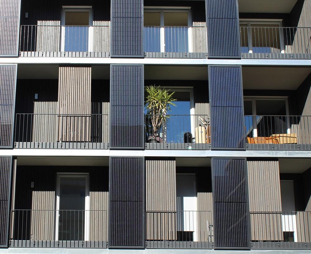 MocoPinus Fassade Sibirische Lärche ALPINLINE bei Holz-Hauff GmbH