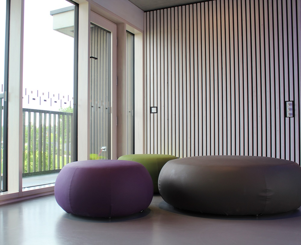 Wandverkleidung aus Fichte Theaterleisten von Holz-Hauff GmbH in Leingarten