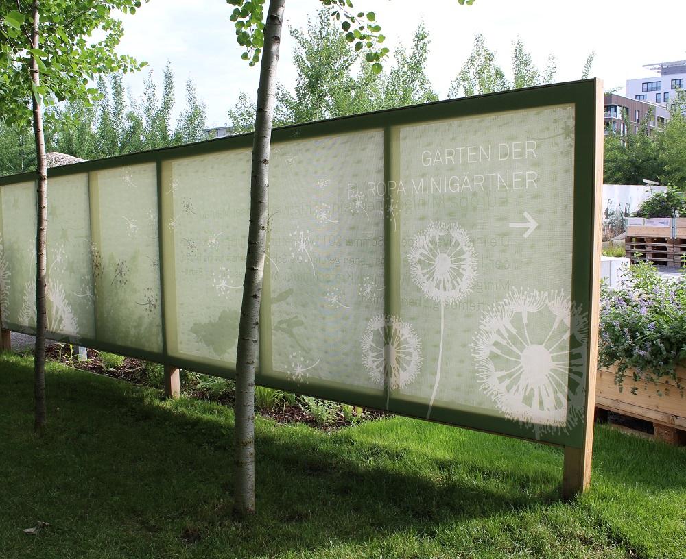 Sichtschutzelemente aus Fichte Konstruktionsvollholz von Holz-Hauff GmbH in Leingarten