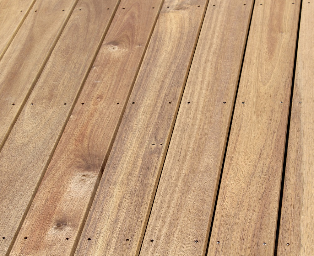 Terrassendielen Guyana Teak Stauseeholz bei Holz-Hauff GmbH in Leingarten