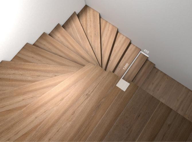 Treppenstufen Kompakt, gerade Stufe | Holz-Hauff in Leingarten