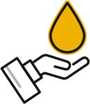 Vorteil: Feuchtigkeitsbeständig | Premiumkante | Holz-Hauff in Leingarten