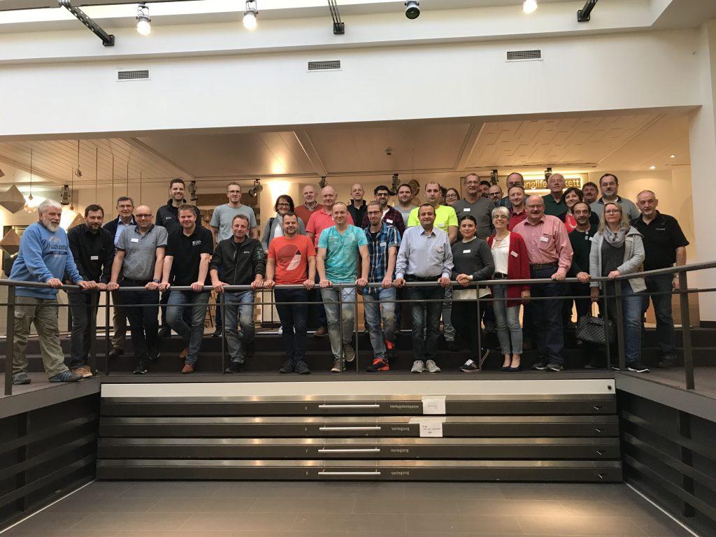 Kundenausfahrt Meister Werke | Holz-Hauff GmbH in Leingarten