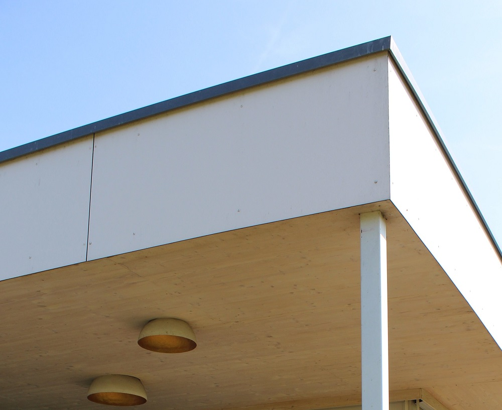 Dachvorsprung aus 3-Schichtplatten   bei Holz-Hauff GmbH in Leingarten