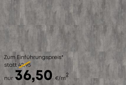 Pflegeleichte Designböden Rigid Bard 4All, Cement Dark Grey | Holz-Hauff in Leingarten